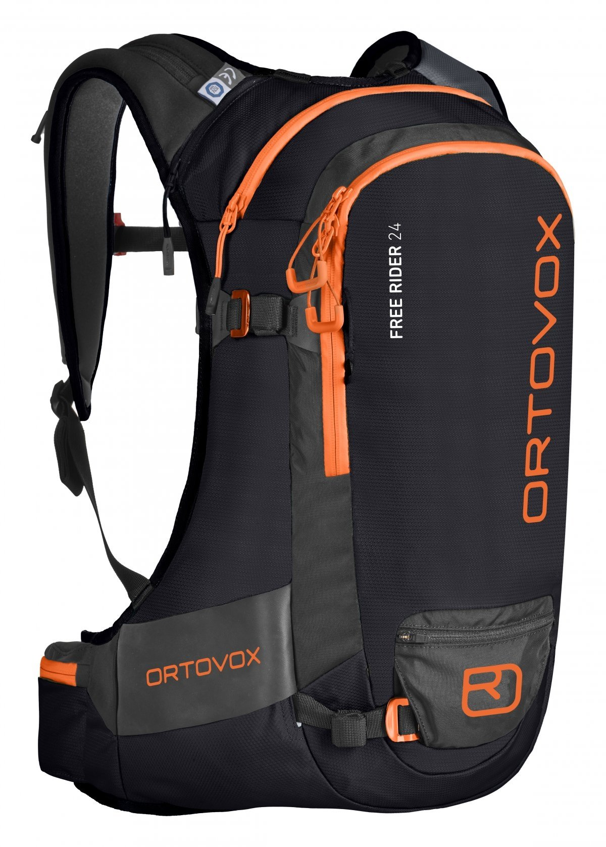 2018 ORTOVOX FREE RIDER 24 BLACK