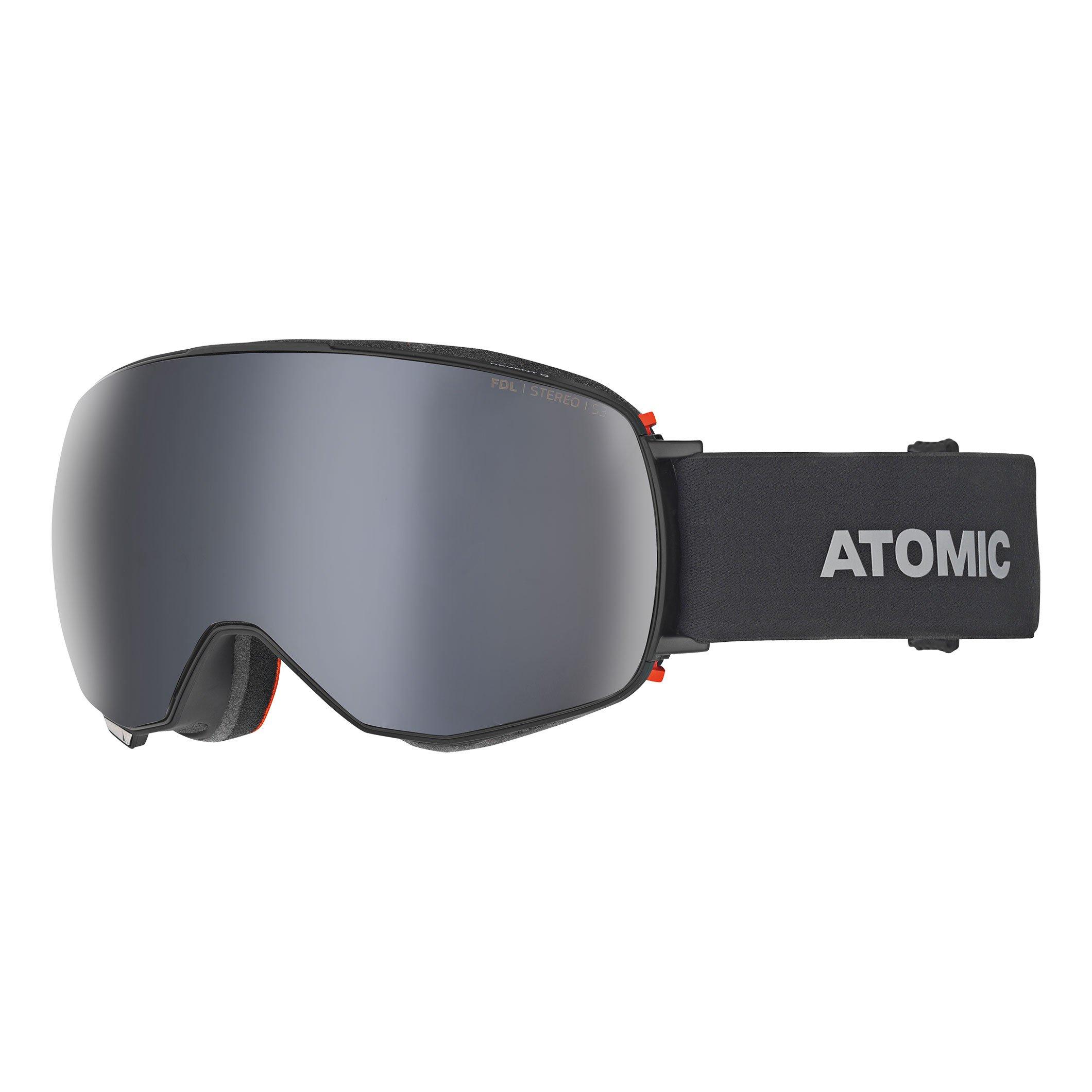 Atomic Revent Q Stereo - Black
