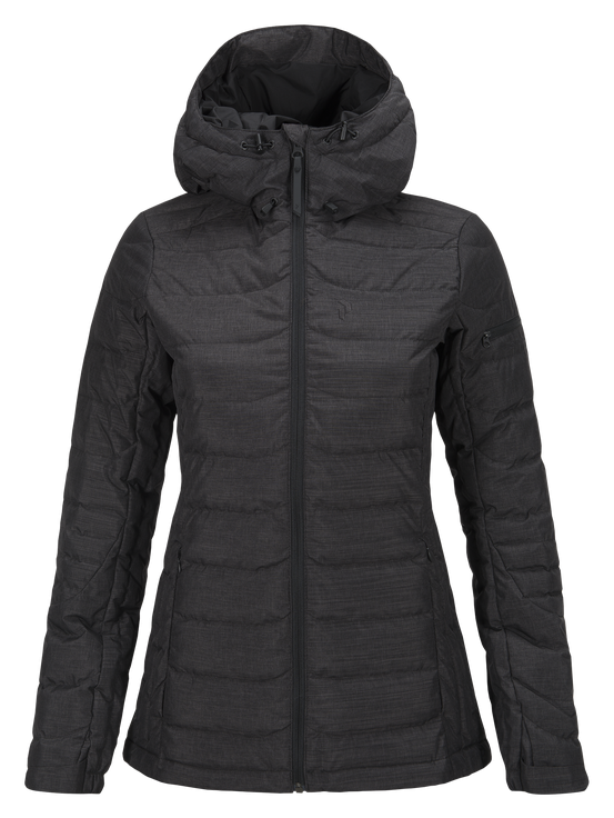 Peak Performance BLACKBURN DOWN Jakke black