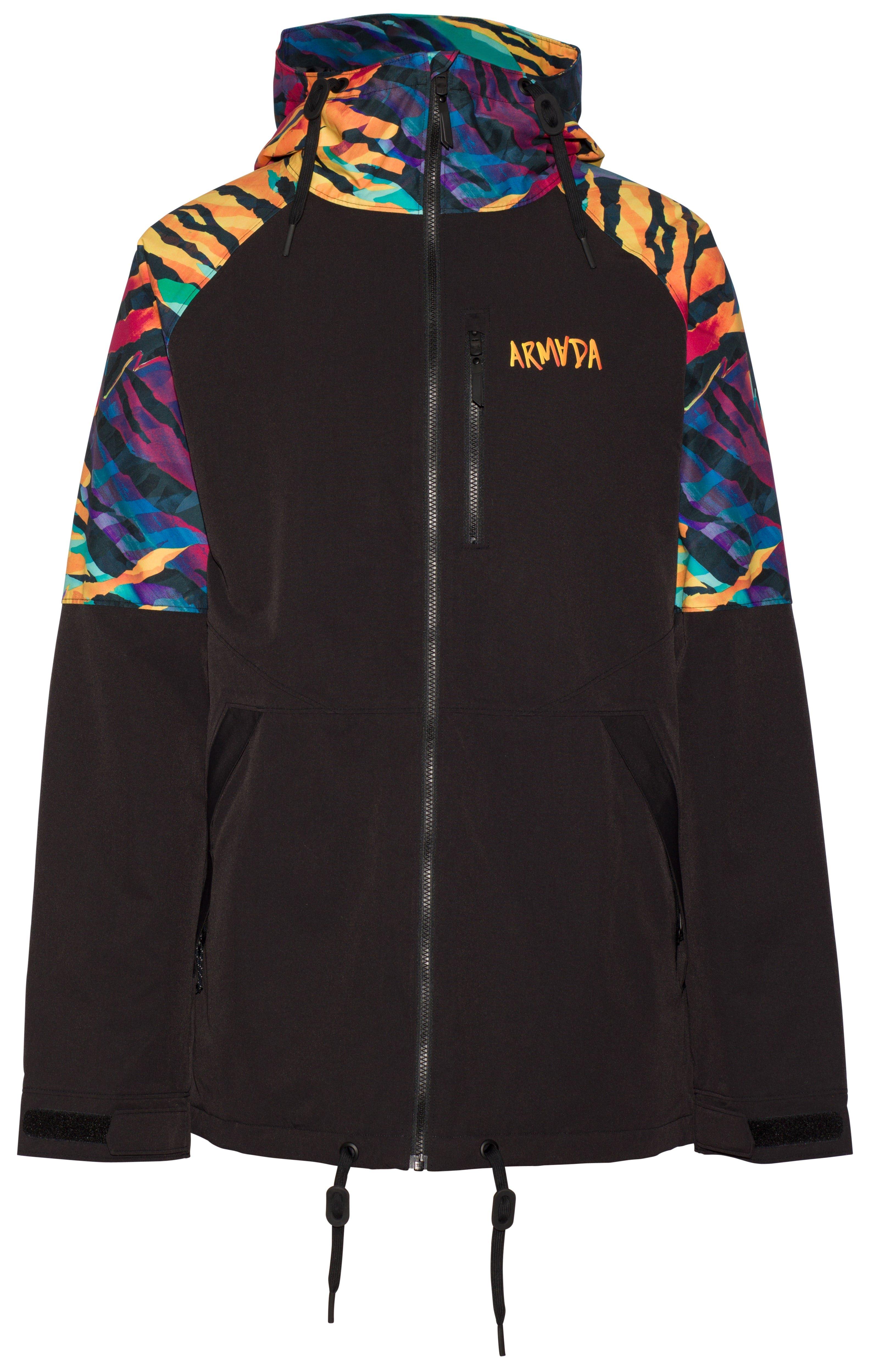 Armada Carson Insulated Jacket Black