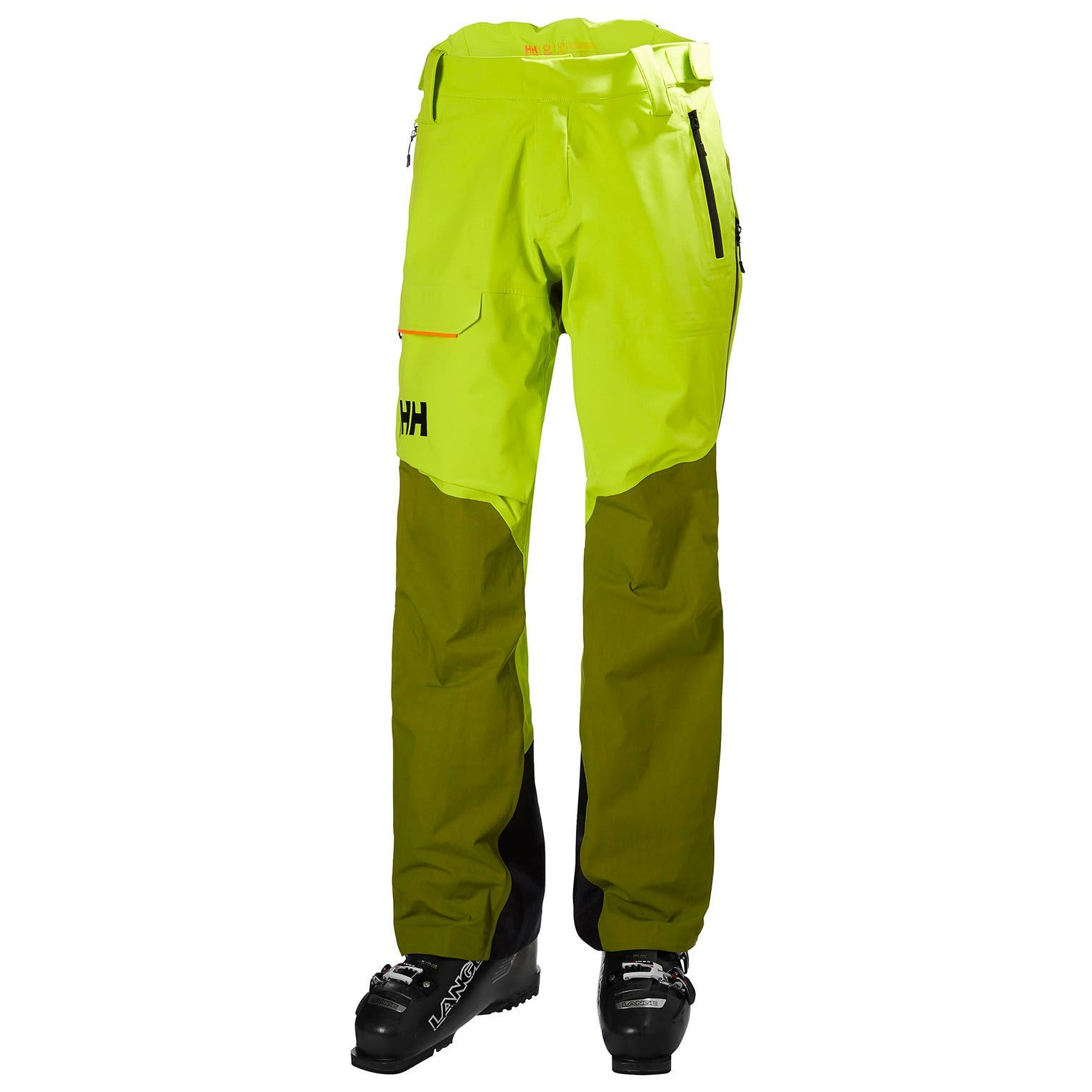 Helly Hansen Elevation Shell Pant - Azid Lime