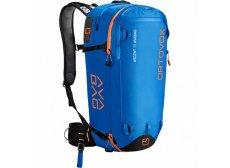 Ortovox ascent 30 avabag - Safety blue