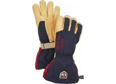 Hestra Army Leather Heli Ski 5-finger Herre - Philippe Raoux Signatur