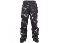 Armada union insulated pant Black Wash