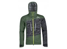 Ortovox 3L Guardian Shell Jacket, Green Forest