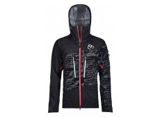 Ortovox 3L Guardian Shell Womens Jacket Black