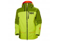 HELLY HANSEN RIDGE SHELL JAKKE - AZID LIME