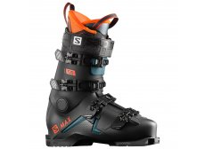 Salomon S/Max 120 Black/Orange/Blue