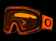 Oakley Fall Line XL Neon-Orange-Black/Prizm Persimmon