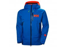 Helly Hansen Sogn Shell Jacket - Electric Blue