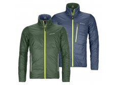 Ortovox Swisswool Piz Boval jacket, green forest