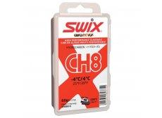 SWIX CH8 RØD VOKS 1C/-4C, 60g